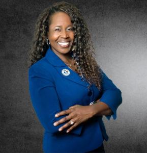 Janelle Dunn, MHA, CMPE